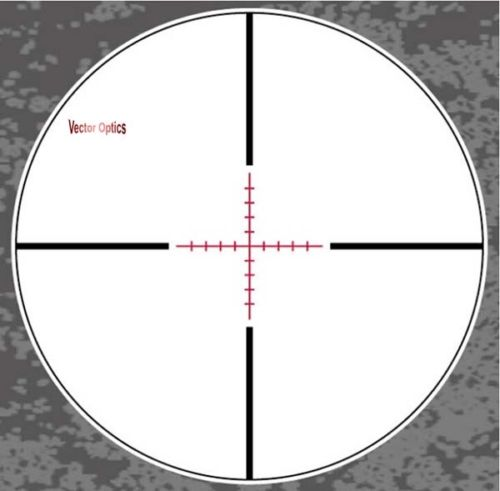 Paragon HD 1.2-6x24IR Rifle Scope SFP 1/5Mil