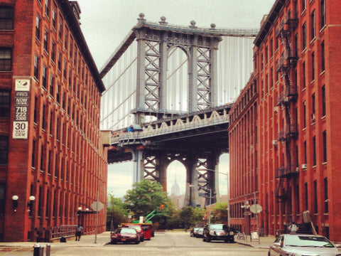 Tour - Ponte do Brooklyn ao Entardecer ( Dumbo e Seaport Village)