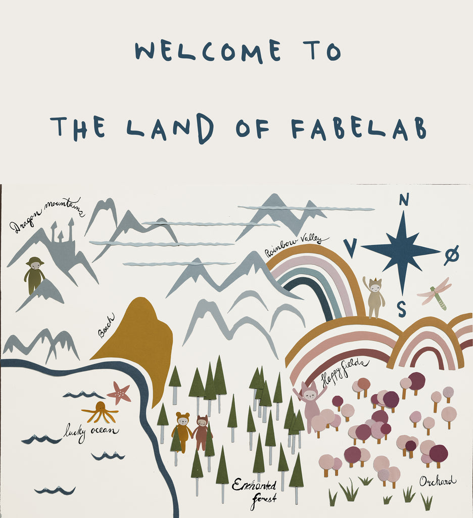 Welcome to the Land of Fabelab