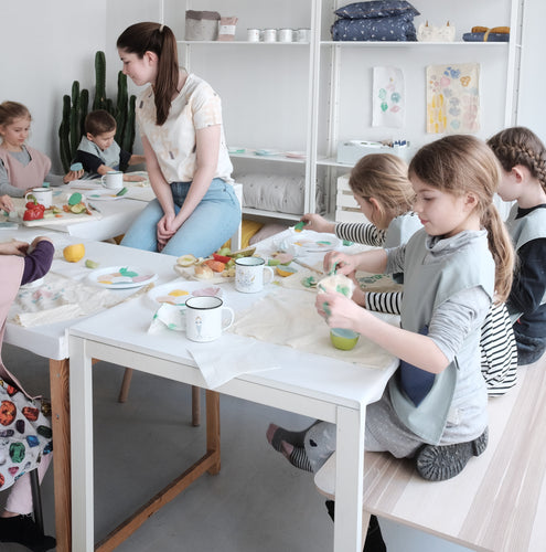 Mini Makers' Workshops & the Need for Creative Crafts for Kids