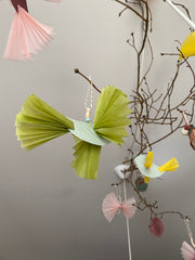 Guide to make your own paper birds