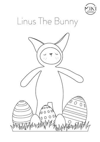 Linus_easter_craft