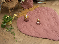 Quilted Blanket - Strawberry