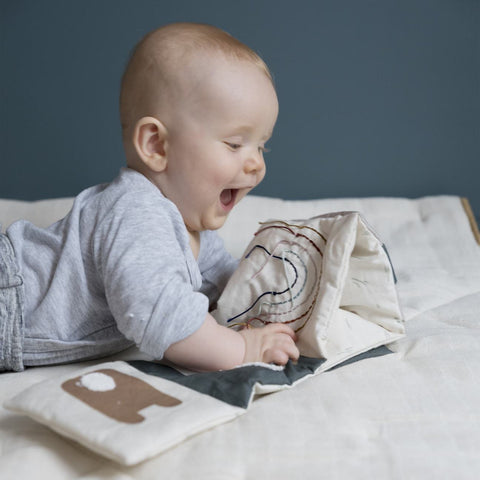 Soft Fabric Book For Babies