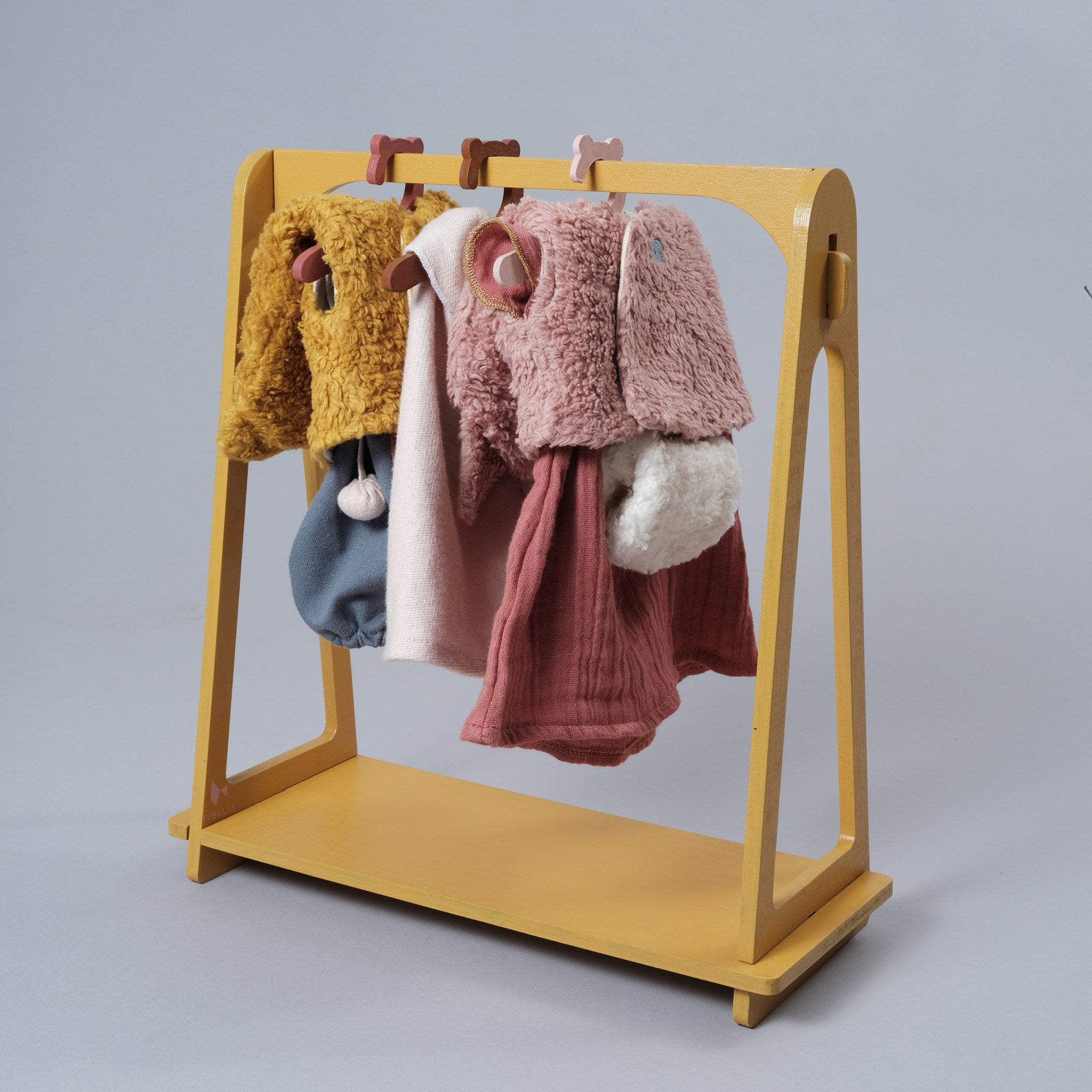 doll clothes rack