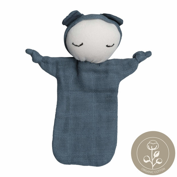 Cuddle - Doll - Blue Spruce