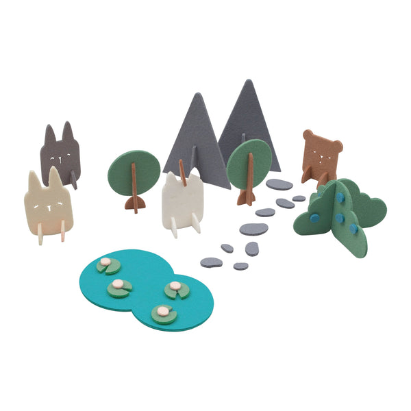 Forest and Friends Kit