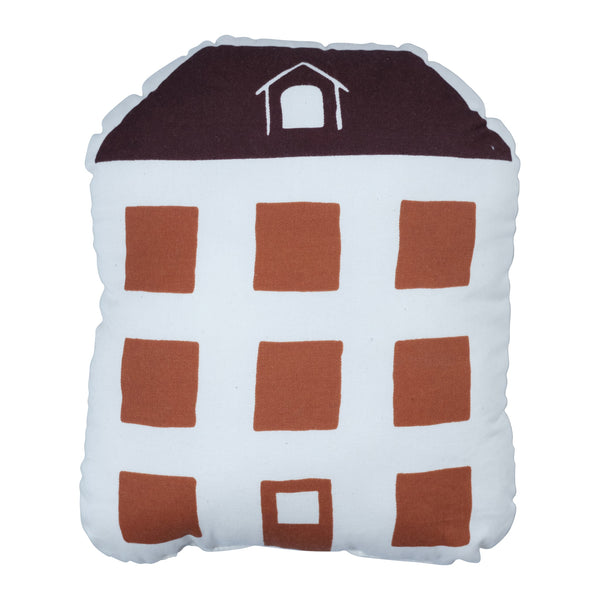 Cushion - House Red