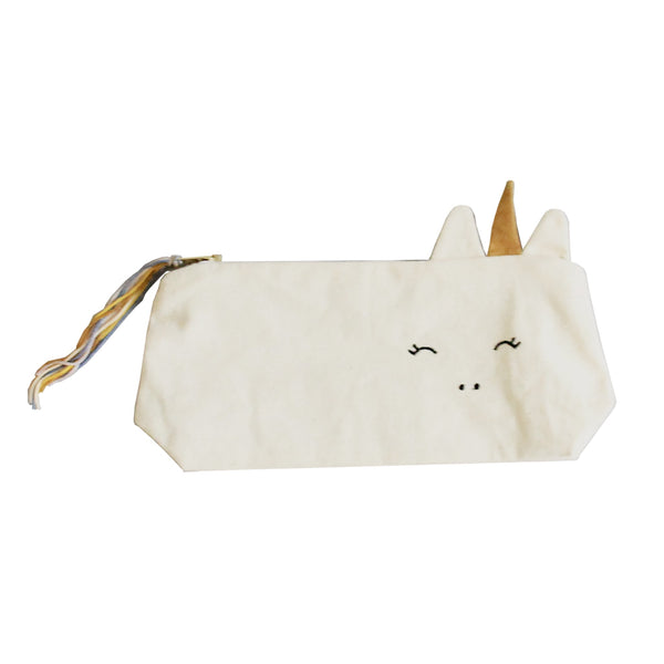 Animal Pencil Case Unicorn