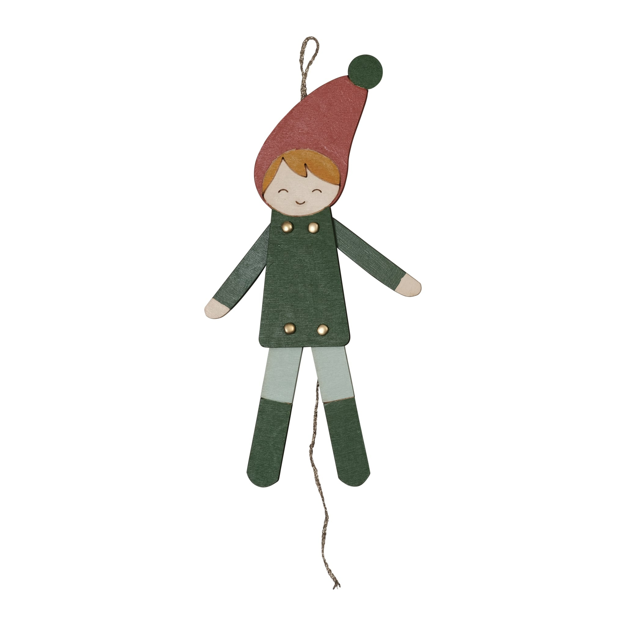 Jumping Jack - Elf Boy