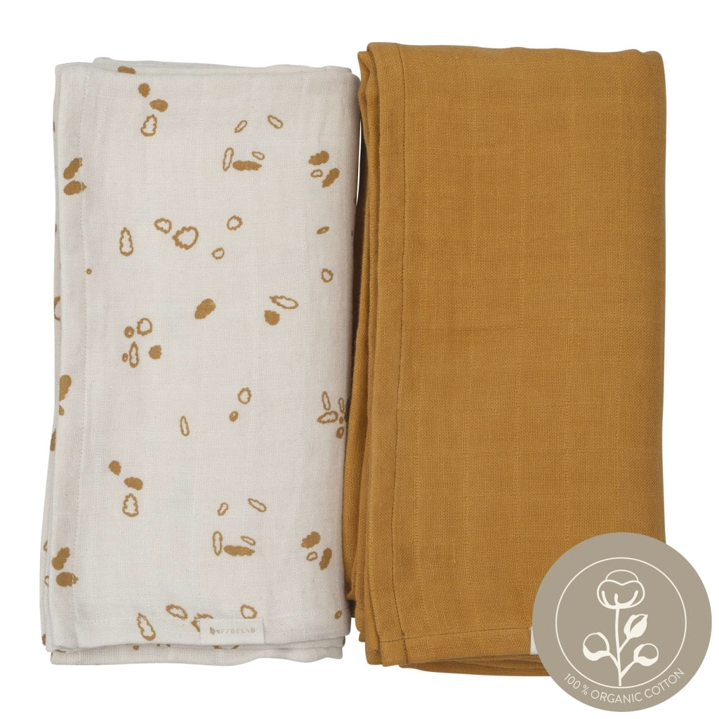 Swaddle - 2 pack - Woodland Path