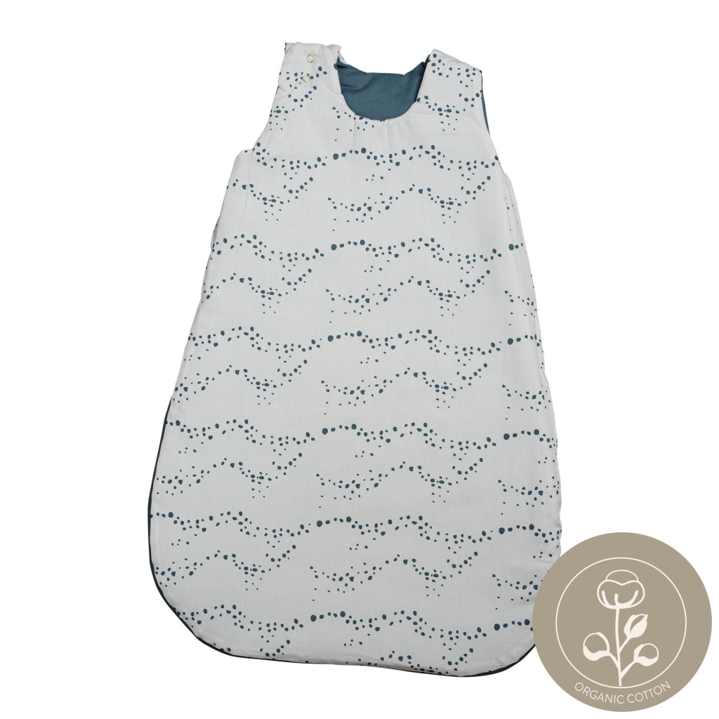 Sleeping Bag - Blue Spruce & Ocean - 6-18 month