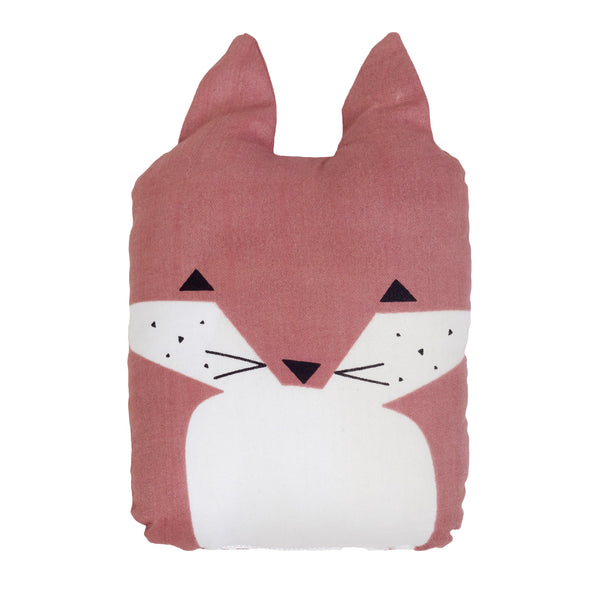 Animal Cushion Friendly Fox