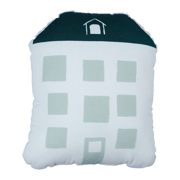 Cushion - House Green