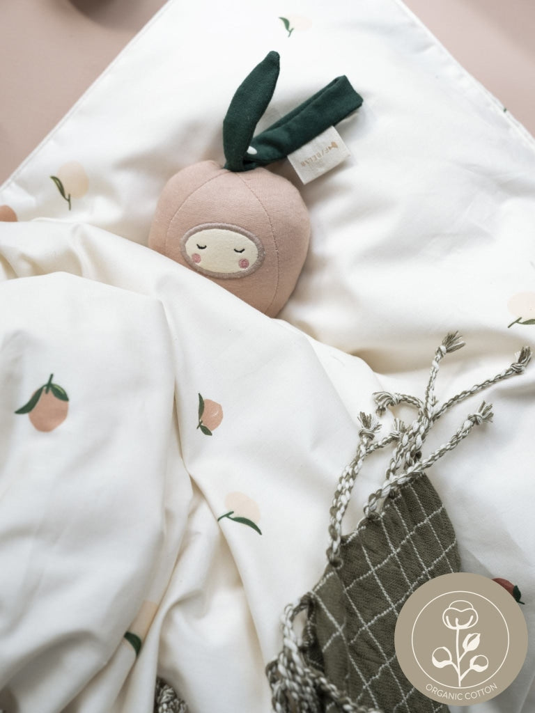 Soft toy organic cotton Fabelab