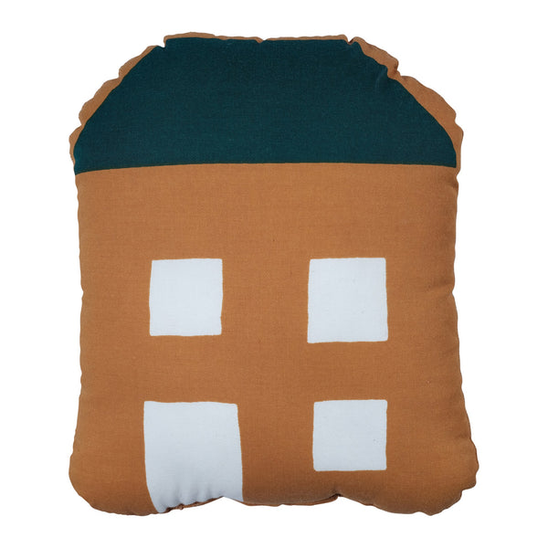 Cushion - Hut Ochre