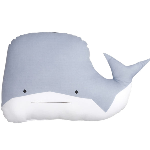 Animal Cushion Whale