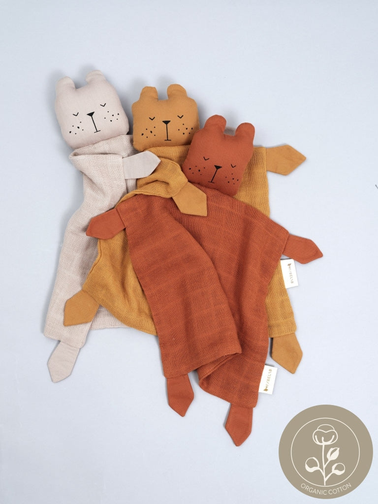 Animal Cuddle - Bear - Beige