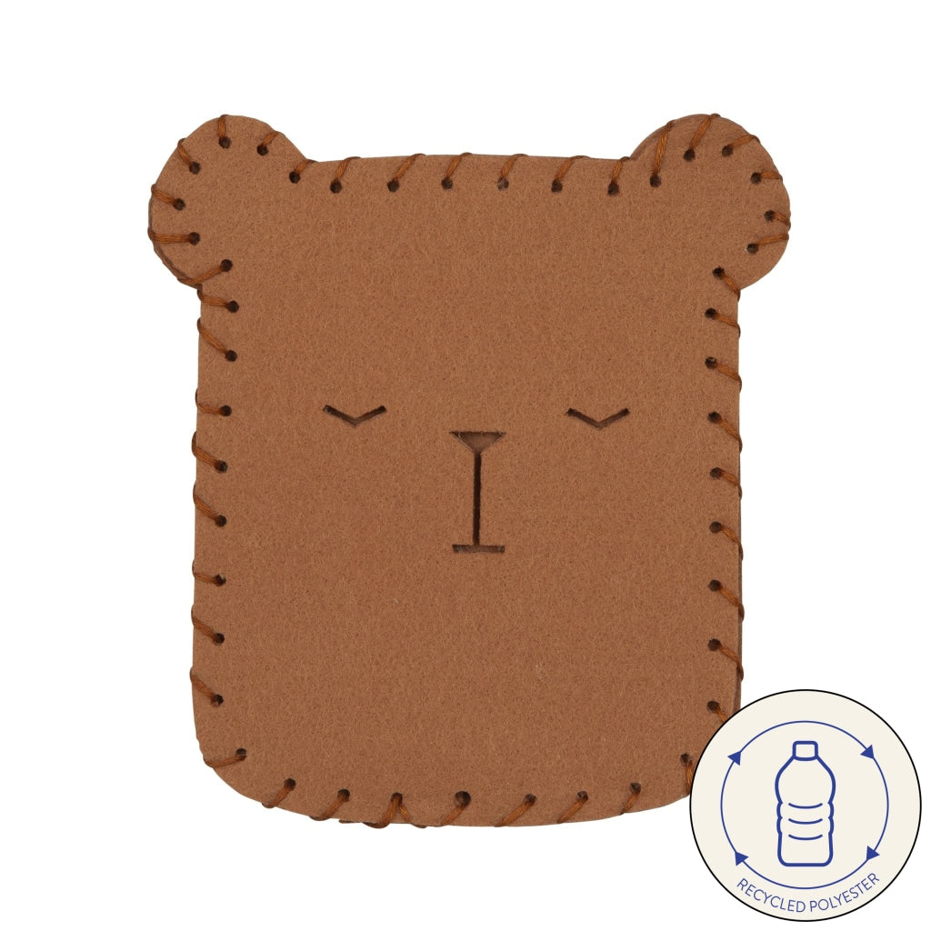 Piggy Bank Craft- bear