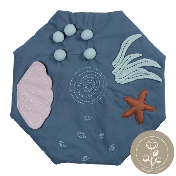 Activity Blanket - Travel Size - Underwater