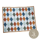 Blanket - Patchwork Diamond