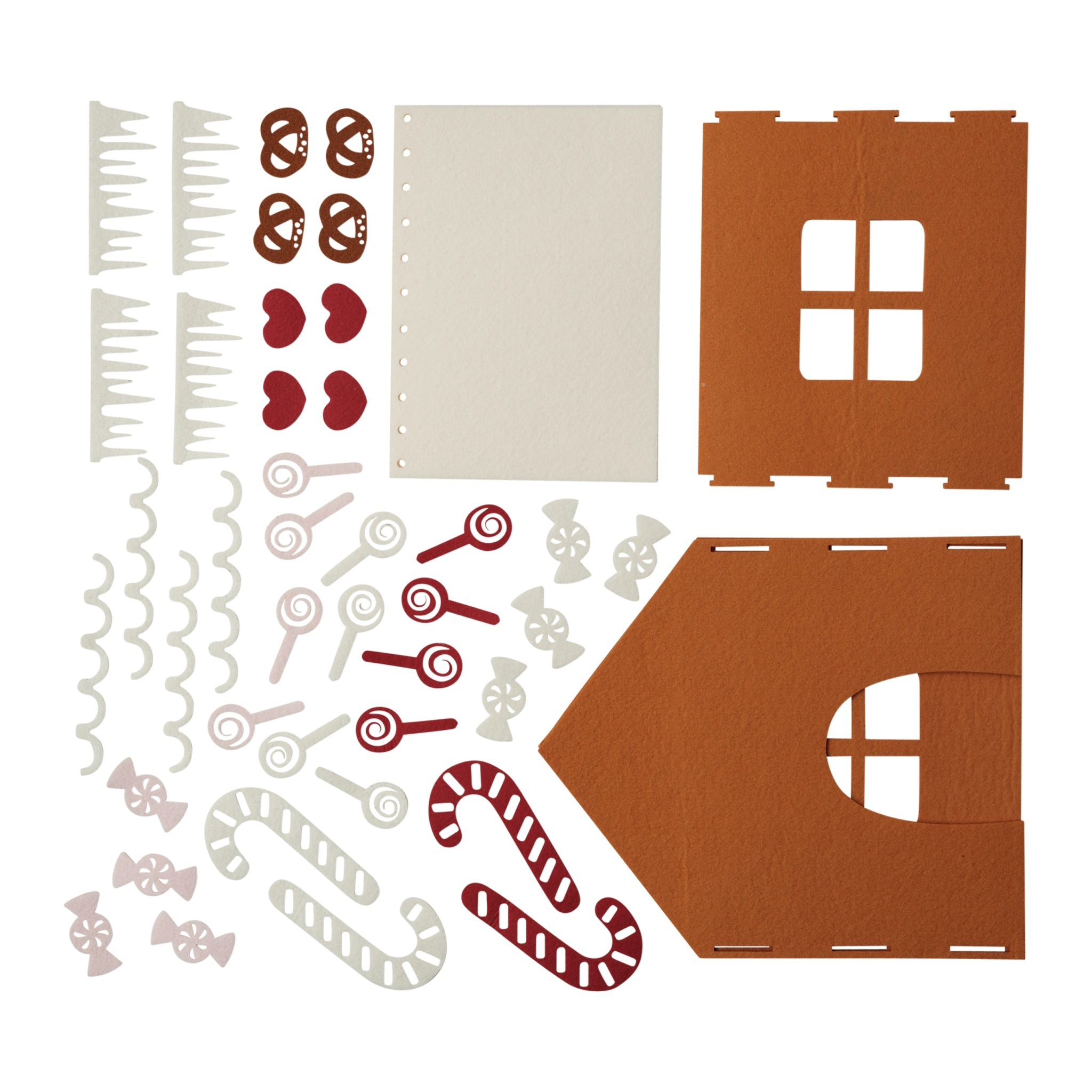 DIY - Gingerbread House Kit