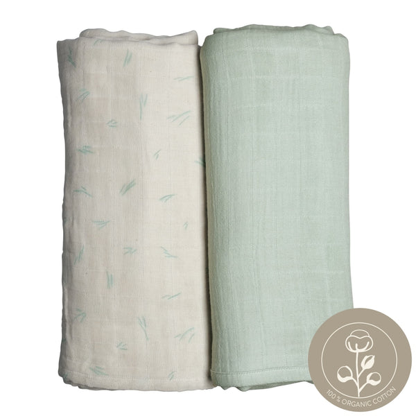 Swaddle - 2 pack - Coastal