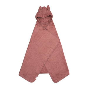 Hooded towel junior fabelab bamboo