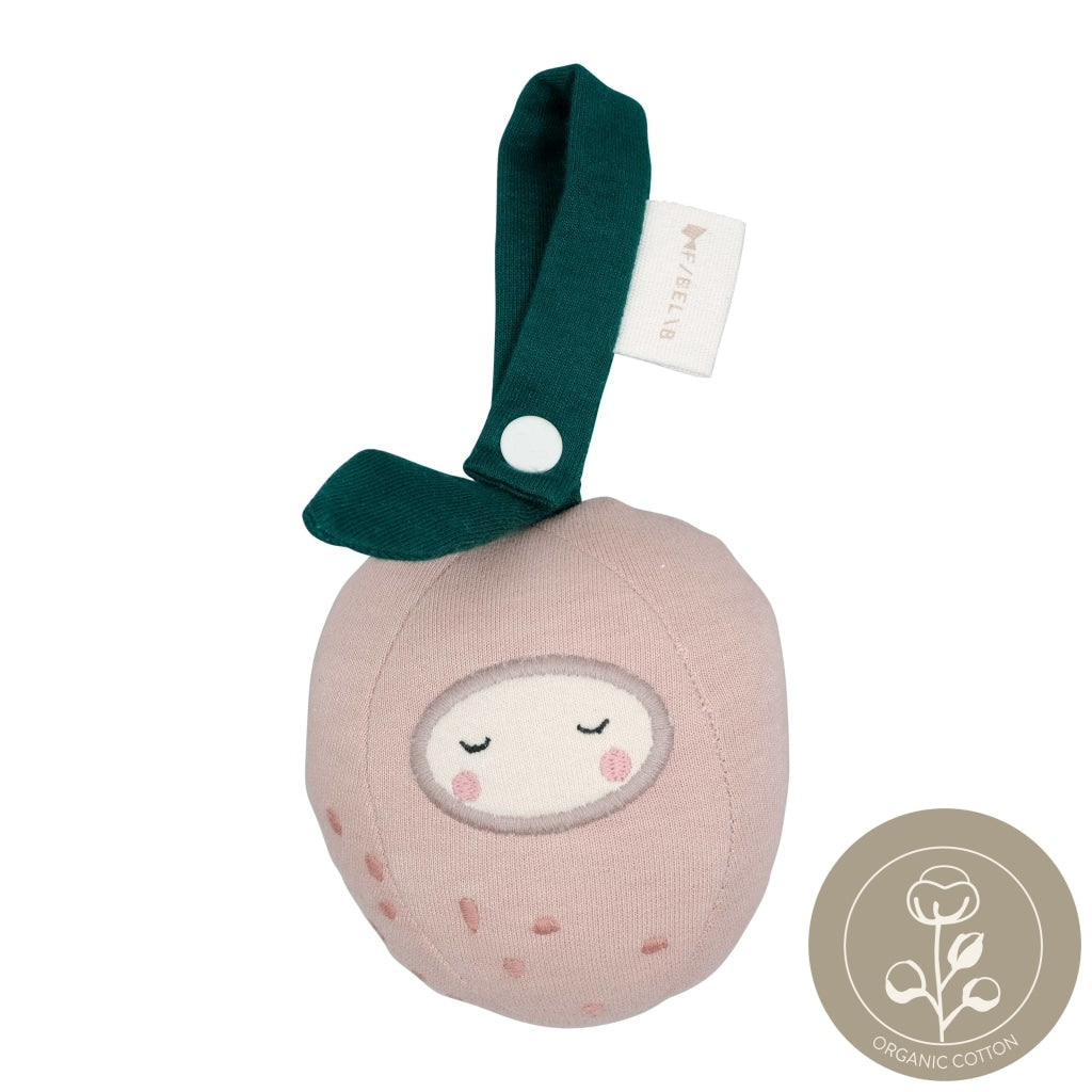 Activity toy peach Fabelab sustainable