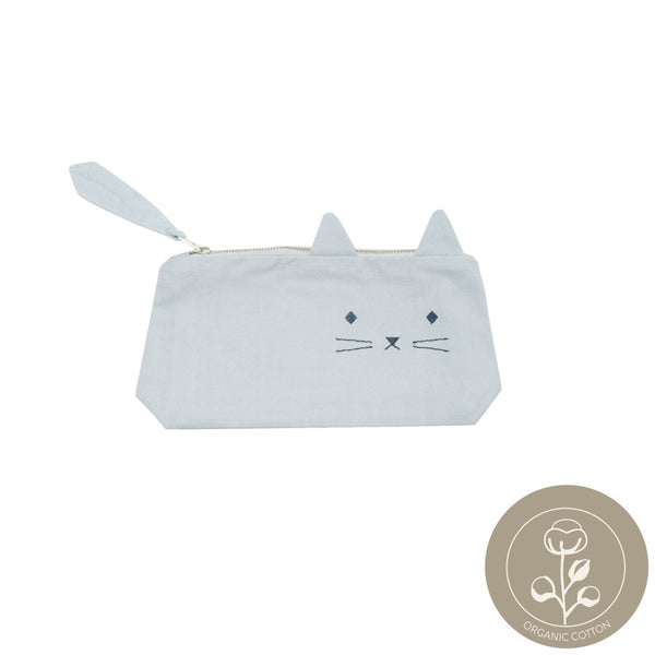 Animal Pencil Case Cuddly Cat