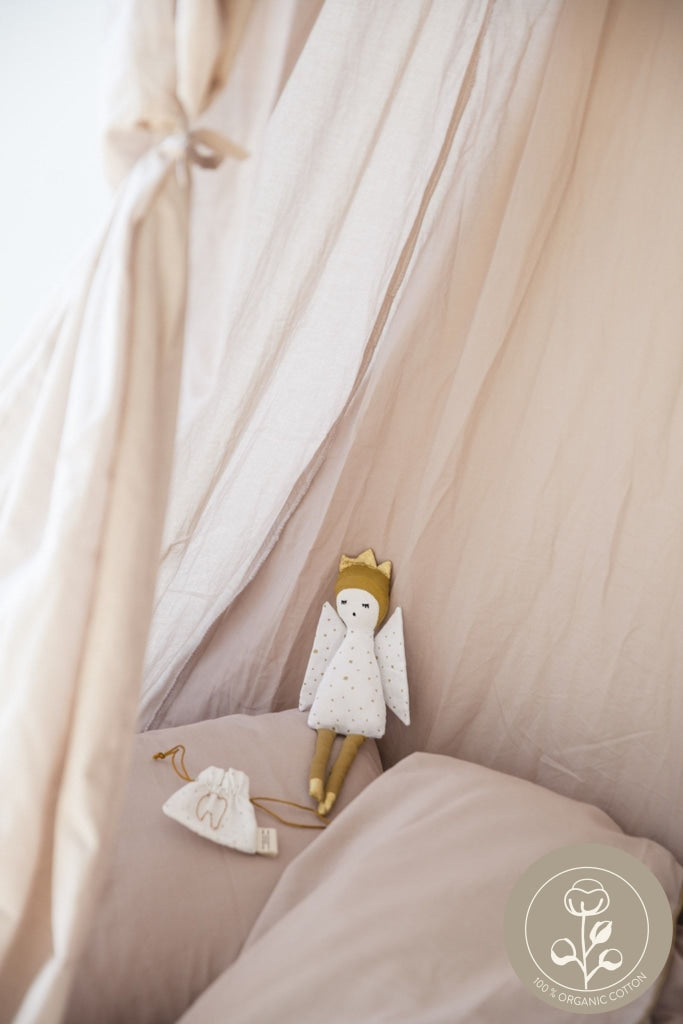 Dreamy Bedding mauve junior