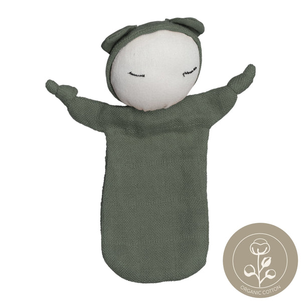 Cuddle - Doll - Olive