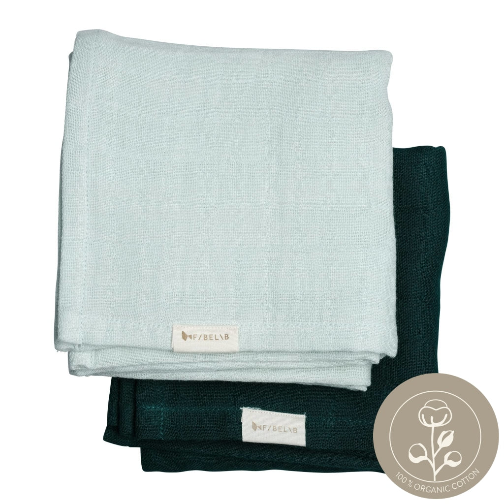 Muslin Cloth - 2 Pack - Sprout