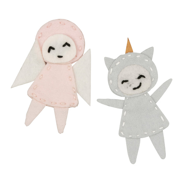 Charm Craft- unicorn + fairy