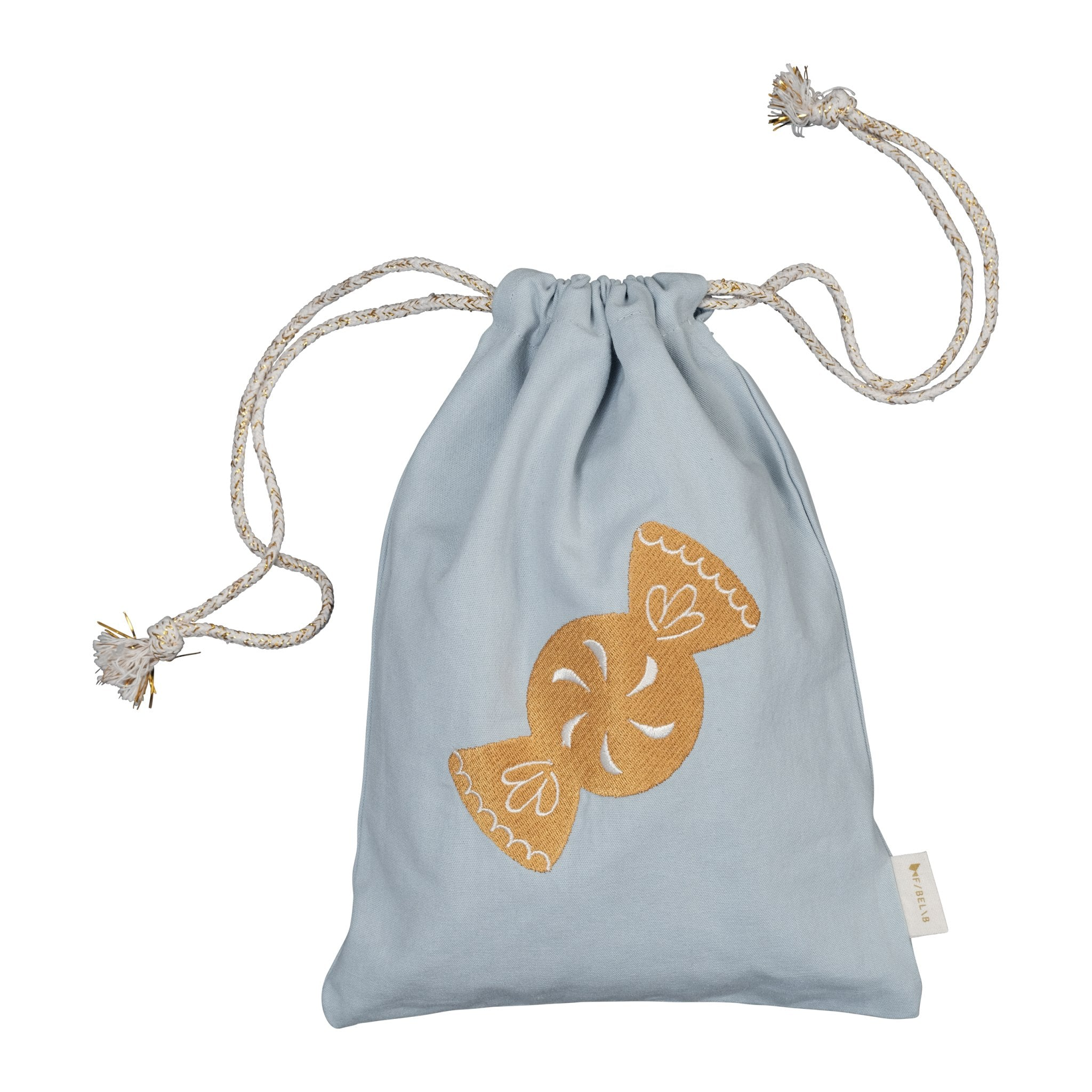 Gift Bag - Candy - Embroidered