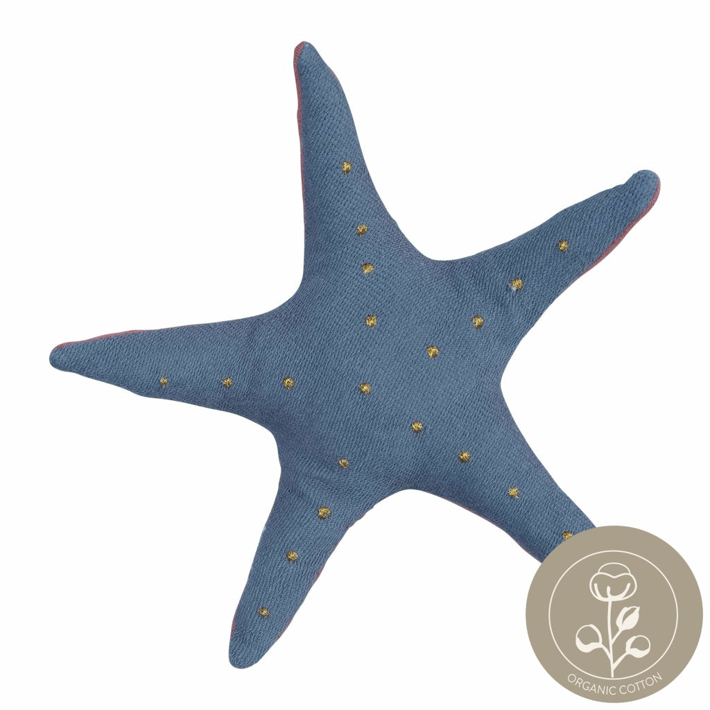 fabelab starfish rattle