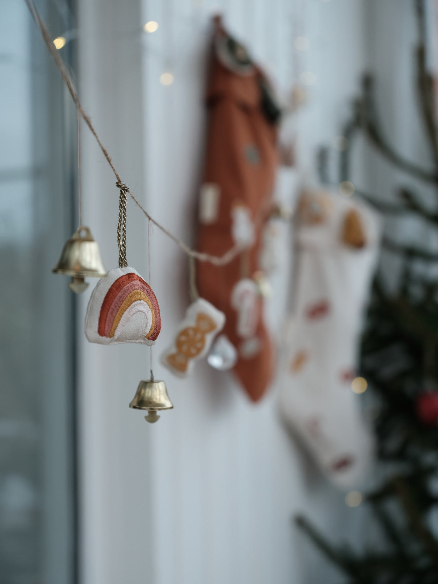 Ornaments Hanging - Rainbow