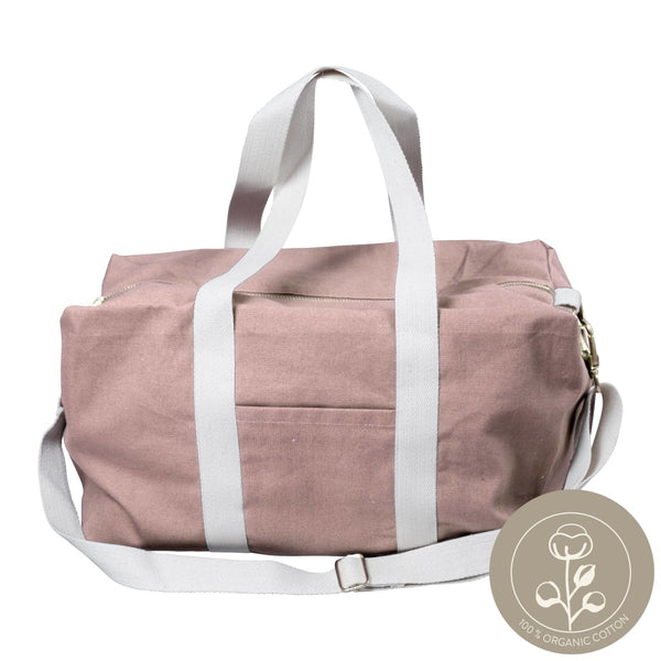 Gym Bag - Mauve