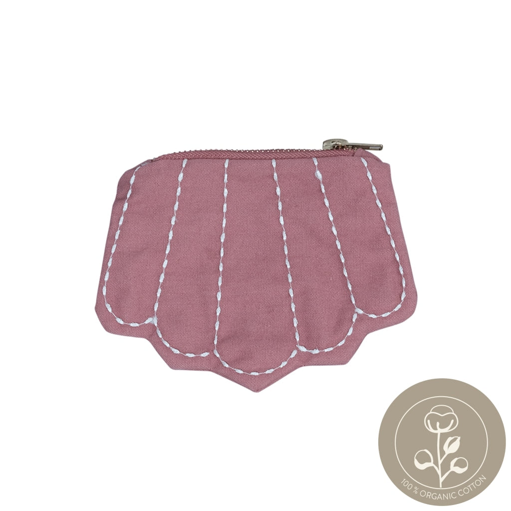 Coin Pouch - Shell