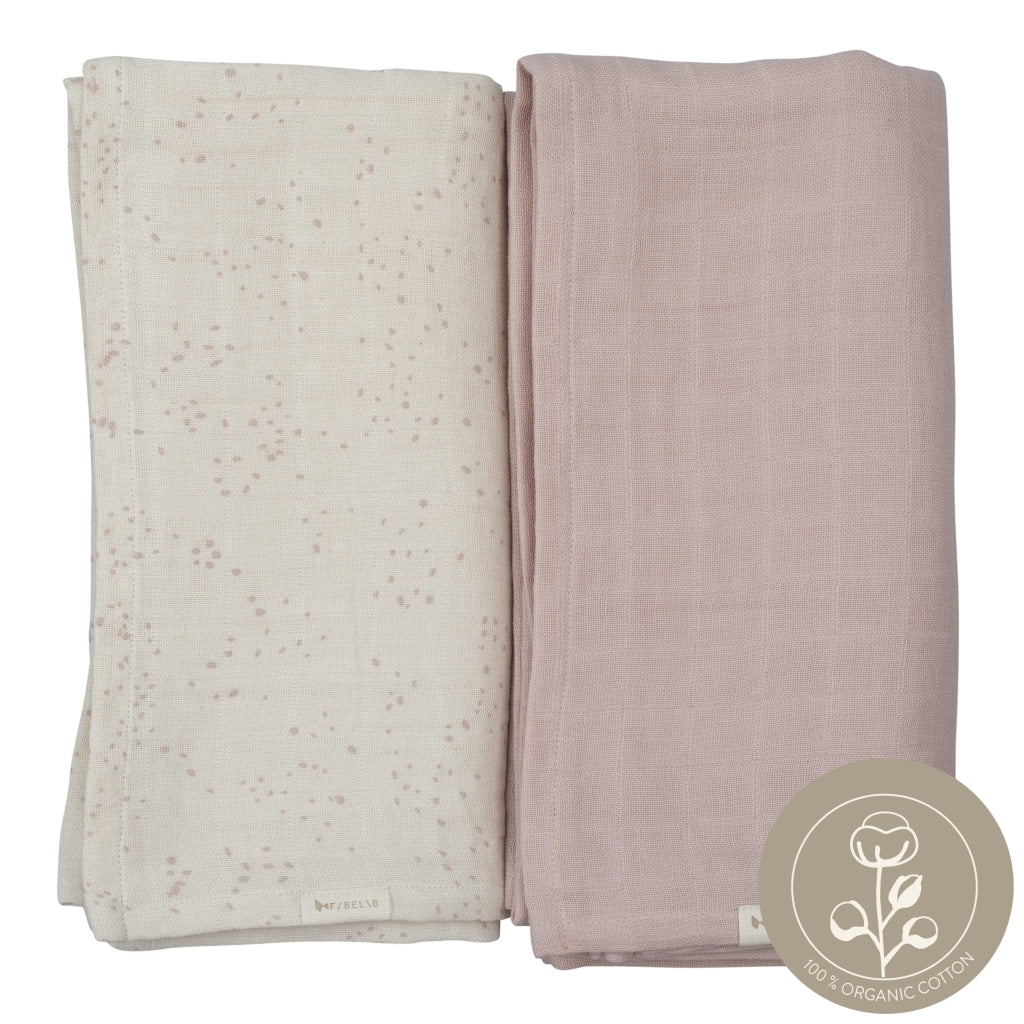 Swaddle - 2 pack - Autumn Mist