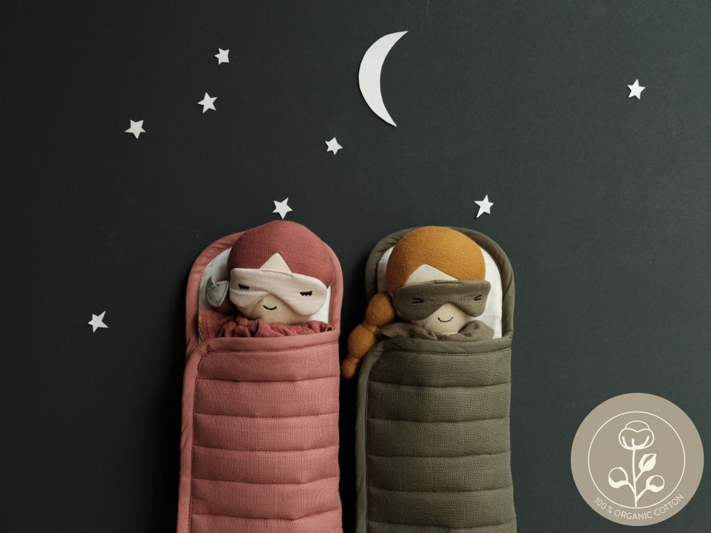 Doll Sleeping Bag - Olive