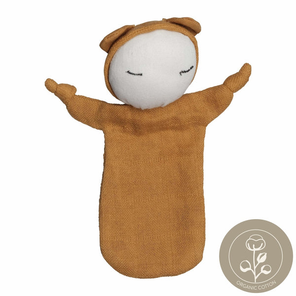 Cuddle - Doll - Ochre