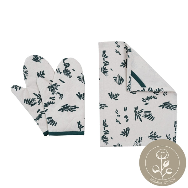 Oven Mitt Play Set - Forest Floor