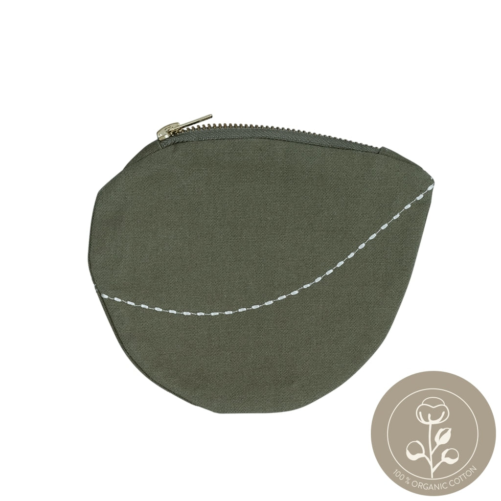 Coin Pouch - Leaf