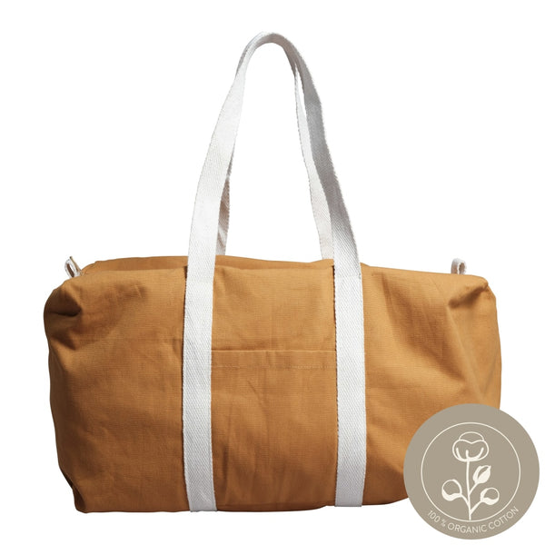 Gym Bag - Ochre