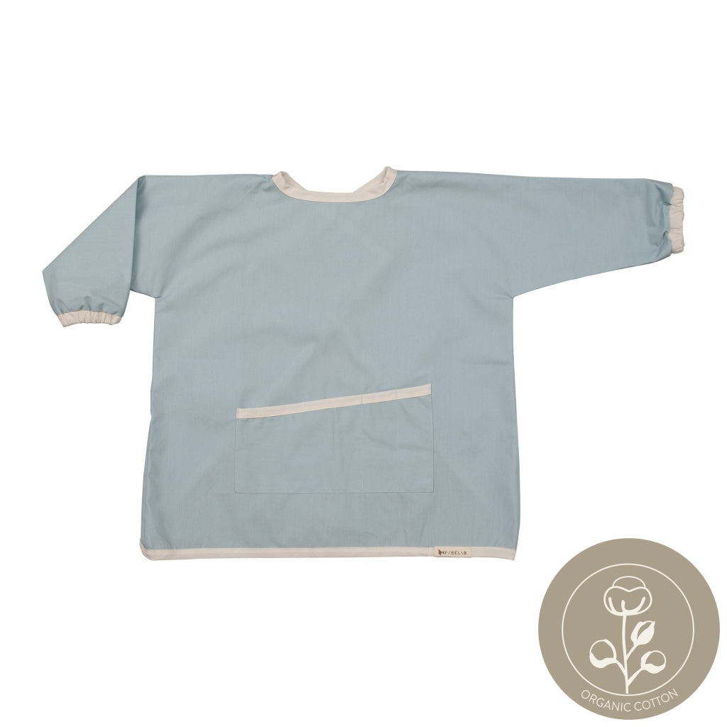 Craft Smock- Foggy Blue