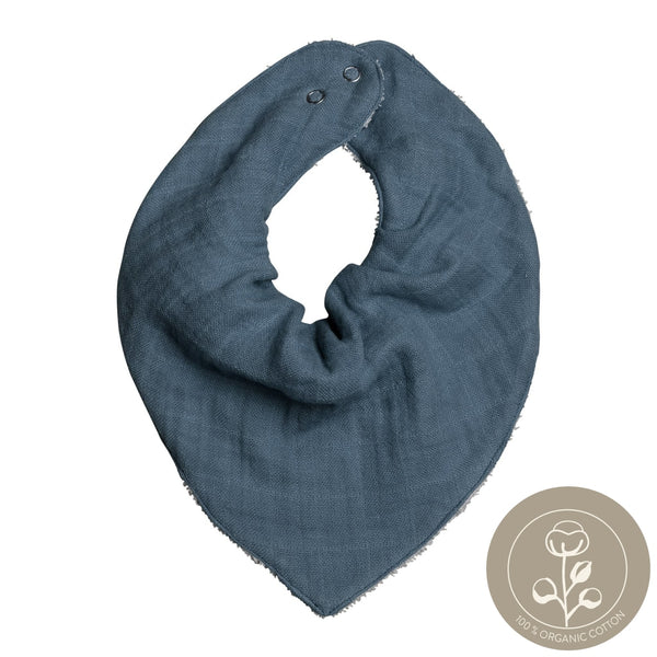 Bandana Bib - Single - Blue Spruce