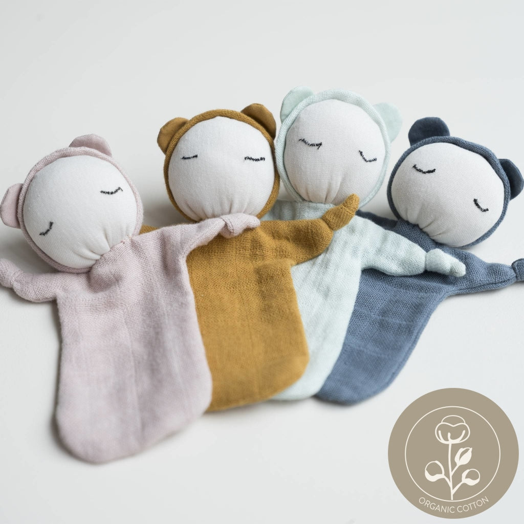 organic baby cuddle from fabelab
