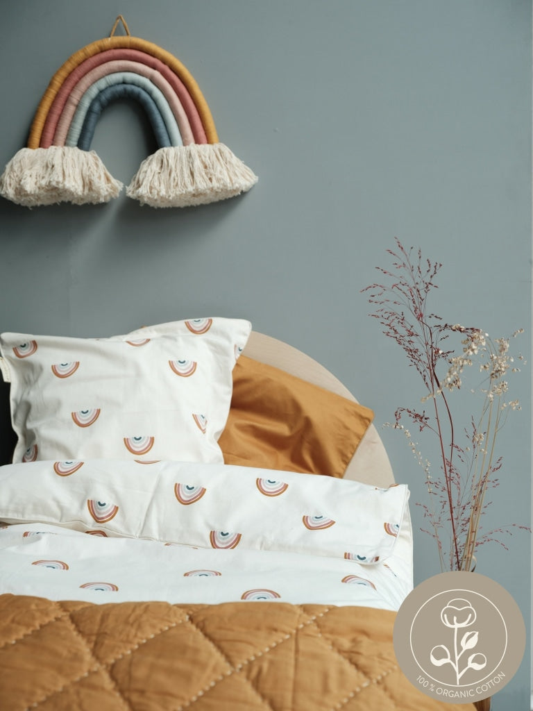 Bedding - Rainbow - Printed