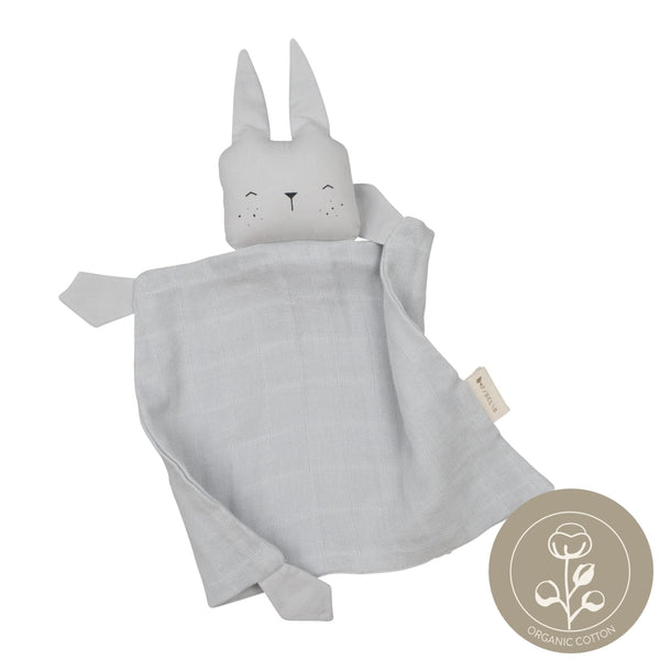 Animal Cuddle Bunny- Icy grey